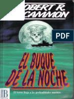Buque de La Noche El - McCammon Robert