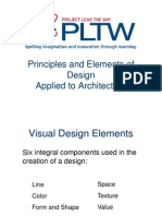 Principles and Elements of Design Applied to Architecture