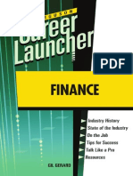 Career Launcher Finance