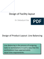 Design of Facility Layout