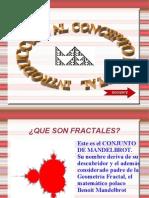 Diapositiva de fractales
