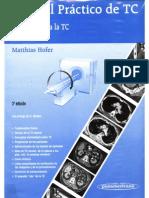 Manual Practico de Tc Mathias Hofer