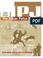 Indian Police Journal 2009 (Oct to Dec)