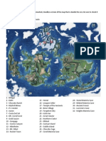 Final Fantasy VII World Map