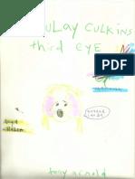 Macaulay Culkin's Third Eye