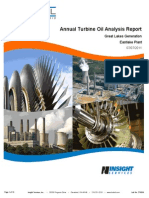 Annual Turbine Report