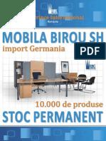Catalog Mobilier Sh