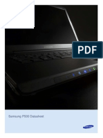 NP-P500-FA07.UK brochure and specification
