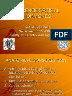 Endocrinology - Adrenocortical Hormones