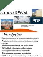 Ar. Raj Rewal