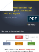 Advanced Modulation for High