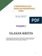 Assignment Edu3038