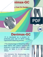 Denimax GC----(Gray cast On Denim)