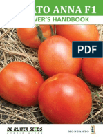 Tomato Anna f1 Growers Handbook