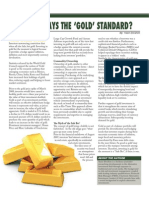 Is Gold Always the 'Gold Standard'?