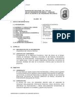 Silabo de Ingenieria Económica y Finan. Prof. GALLARDAY