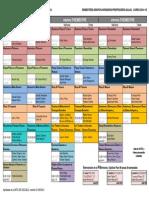 Optativas Plan 2012 ETSA de Sevilla