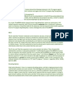 Administrative Law(Poli Rview)