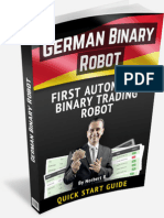 eBook Trading Robot