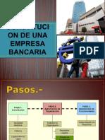Constitucion de Una Empresa Bancaria