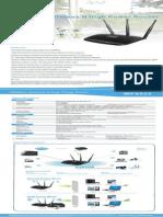 Netis WF2533 Datasheet V1.0