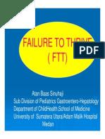Mk Pg Slide Failure to Thrive