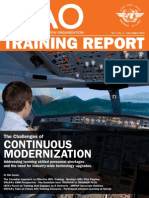 Icao Training Report Vol1 No1