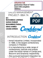 Sales Dept_Ismail Industries Ltd