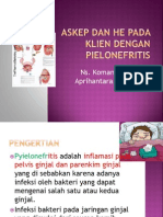 PPT PIELONEFRITIS