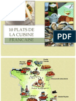 10 Plats de La Cuisine Francaise
