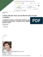 A Dura Vida Dos Ateus Em Um Brasil Cada Vez Mais Evangélico - Notícias Em Sociedade