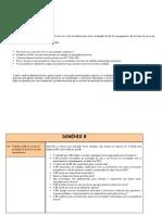 Domínio/Plano de avaliação