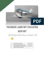 Tenerife Airport Disaster
