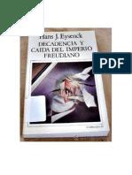Eysenck Hans J - Decadencia Y Caida Del Imperio Freudiano