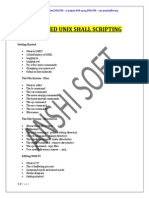 Advanced Shall Scripting Content by Anshisoft