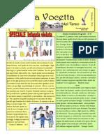 La Vocetta del Terzo n.1 Settembre 2014