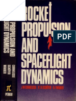Rocket Propulsion and Spaceflight Dynamics