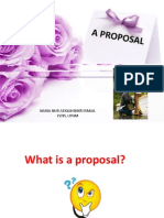 Proposal (Part 1) abc
