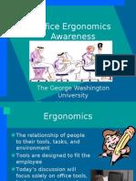 Telecommuter Ergonomic Training Presentation
