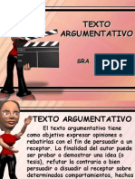 texto argumentativo.ppt