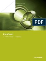 9102 ES 03-13 Brochure ParaCore