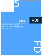 Ipcc Wg3 Ar5 Final-draft Postplenary Full