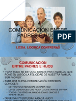 La Comunicacion Familiar