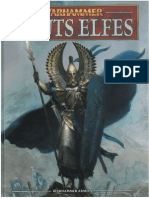 Warhammer Armées - V8 - Hauts Elfes