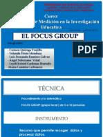 Grupo Focus Group