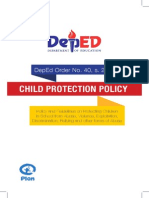 DepEd Child Protection Policy Booklet
