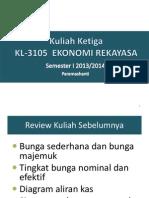 03 Kuliah 3 Ekonomi Rekayasa_130913