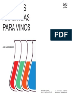 Tecnicas Analiticas Para Vinos