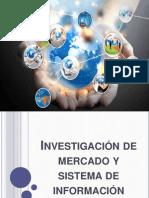 Investigación de Mercado y Sistema de Información