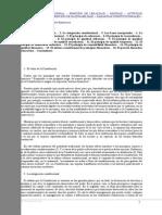 Principios Constitucionales de las Finanzas Públicas.